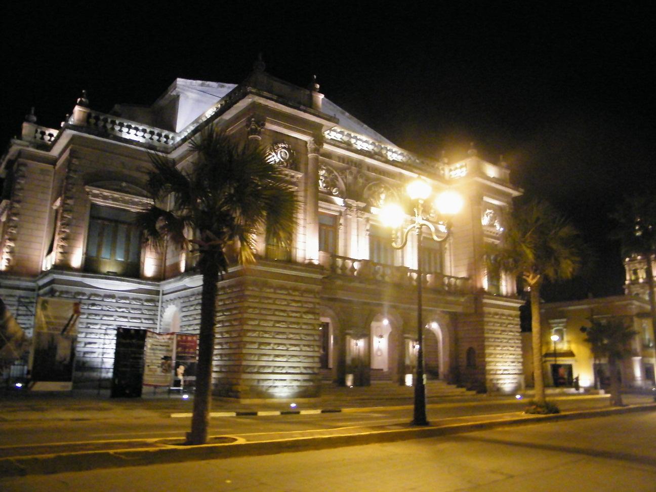 Teatro Ricardo Castro