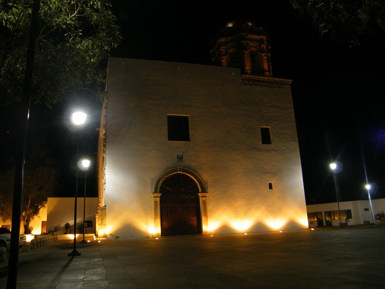 Templo de SU Señora de los Remedios