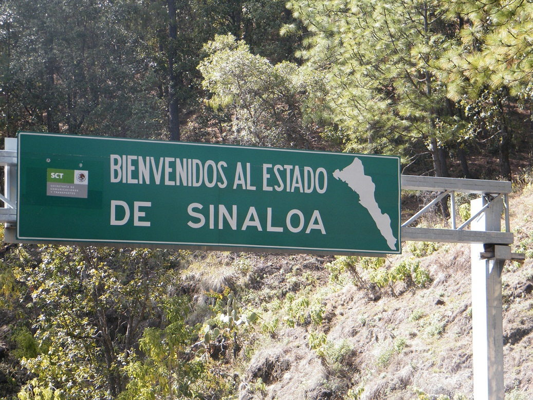 Bienvenido a Sinaloa