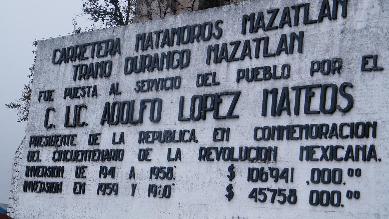 Lic Adolfo Lopez Mateos