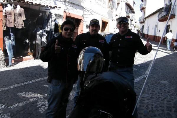 Moto Ruta México