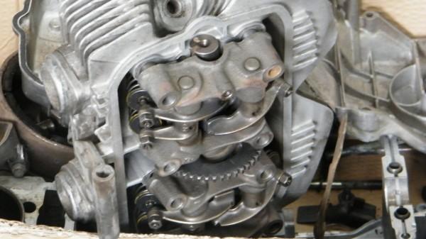 Asientos de Valvulas Hondamatic CM400A