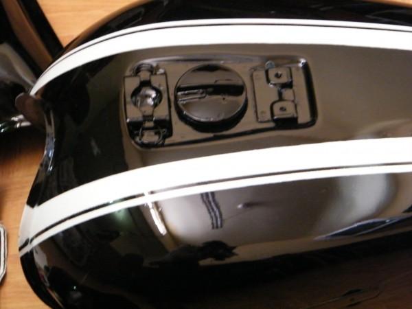 Tanque Hondamatic CM 400A como nuevo