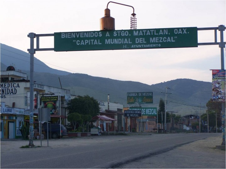 Capital del Mezcal