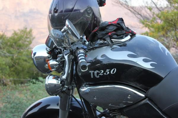 Italika TC250