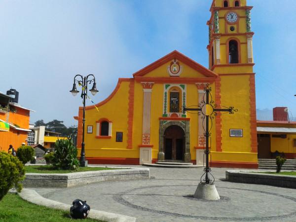 Parroquia del Real de San Jose