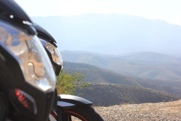 Hablemos de sierras y motos