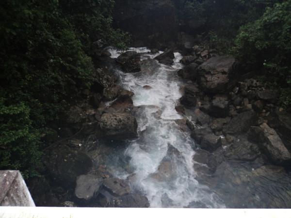 Río de agua limpia…