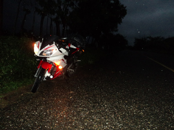 Yamaha R15 Nocturna