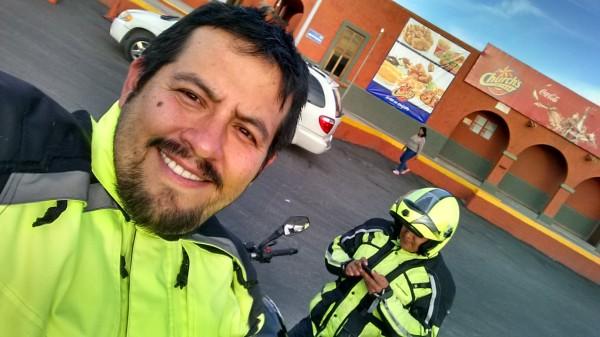 Reportandonos en San Luis Potosí