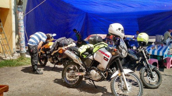 No solo de motos vive el hombre