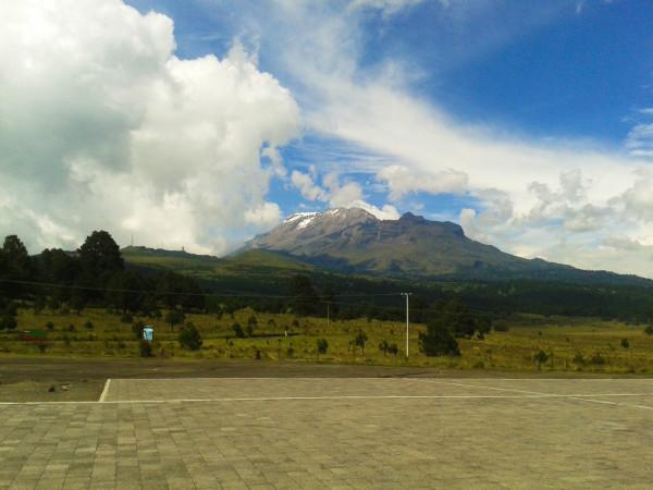 "Parque Nacional ""Izta"""