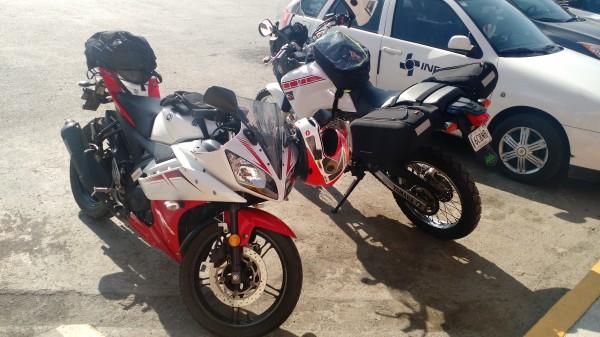 Más de 400cc