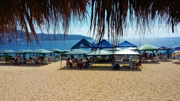 Por fin después de años, de regreso a las Playas de Acapulco