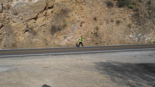 Abbey Sierra Gorda Road