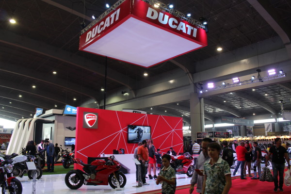 Ducati en el SIMM