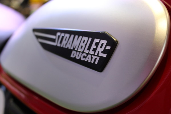 Srambler Ducati