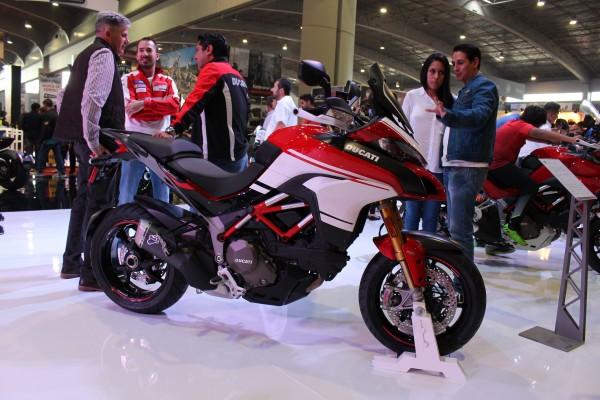 Y con esta moto podriamos ir a Durango 16