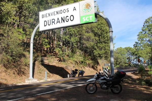 Adios Durango hasta la proxima