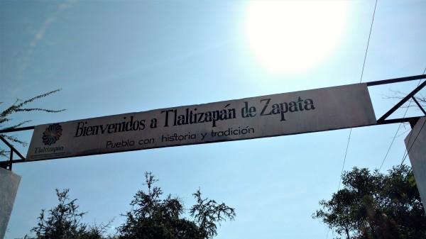 Entrando a Tlaltizapán