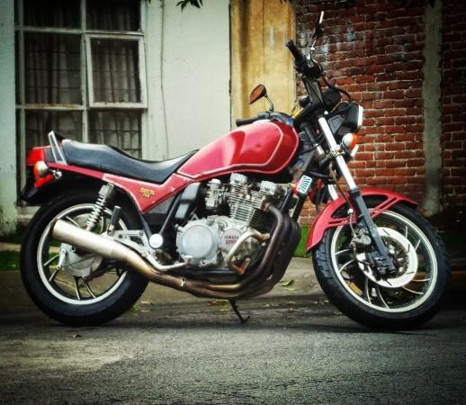 Yamaha XJ750 Seca 1981