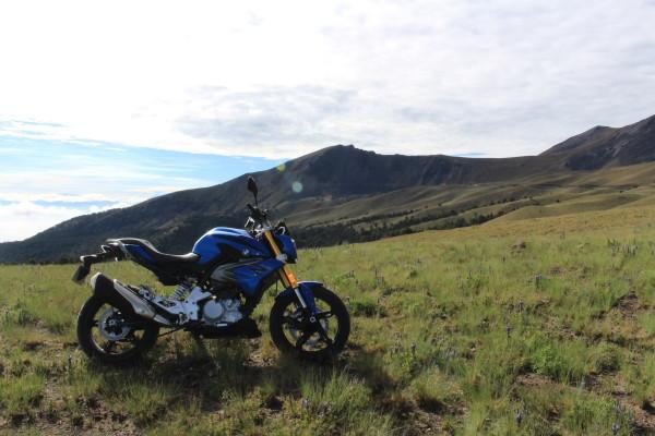 Roadster con alma aventurera