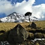 Bonito día a 4.680 msnm