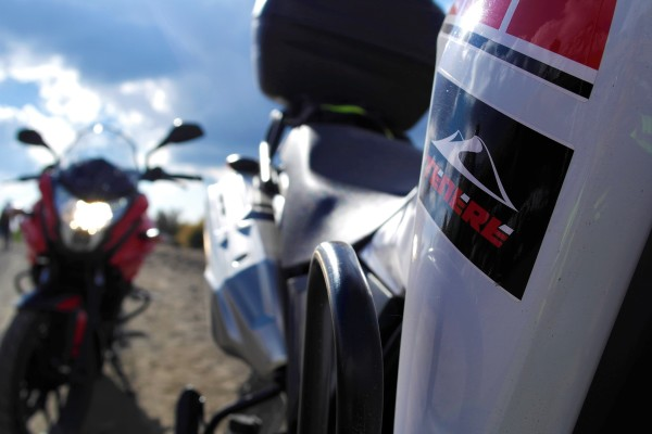(Foto Cortesía de Almighty) Ténéré 250 VS Pulsar AS