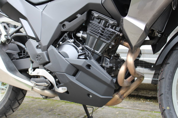 Motor Bicilindrico 40CV