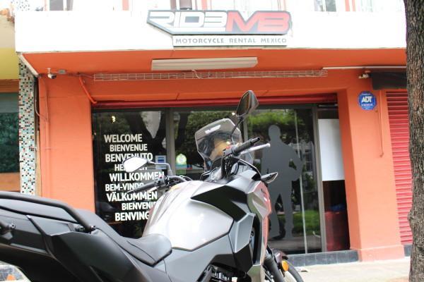 De renta en Ride MB